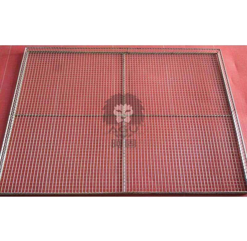 Welded Mesh Basket Tray