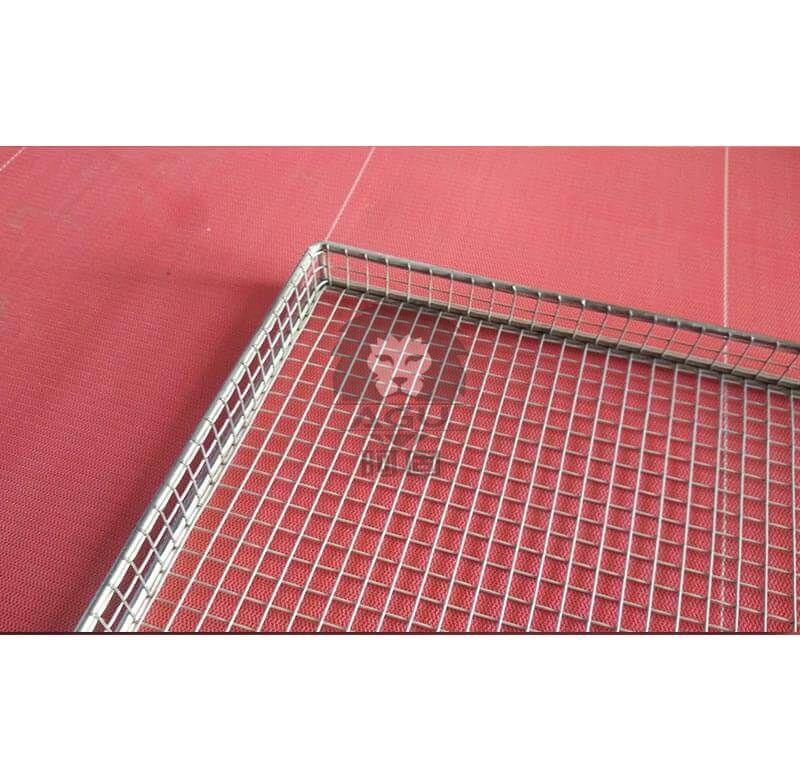Welded Mesh Basket Tray