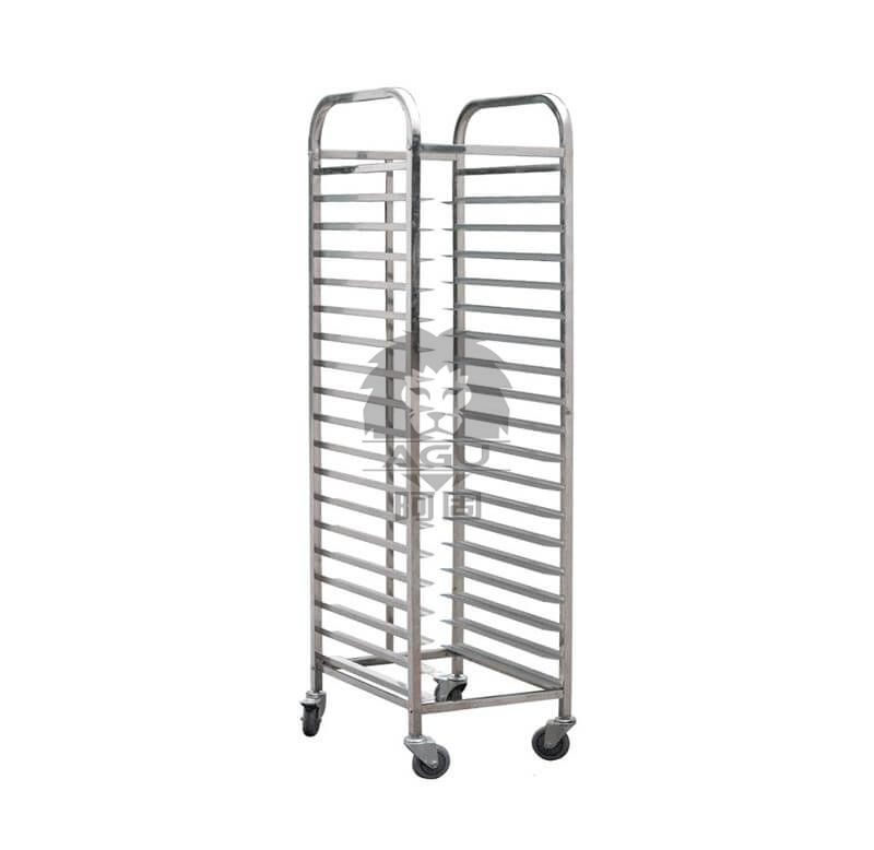 Stainless Steel Cooling Trolley
