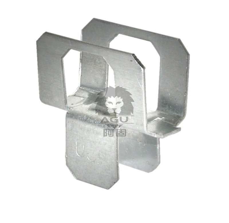 Galvanized Steel Playwood Clips