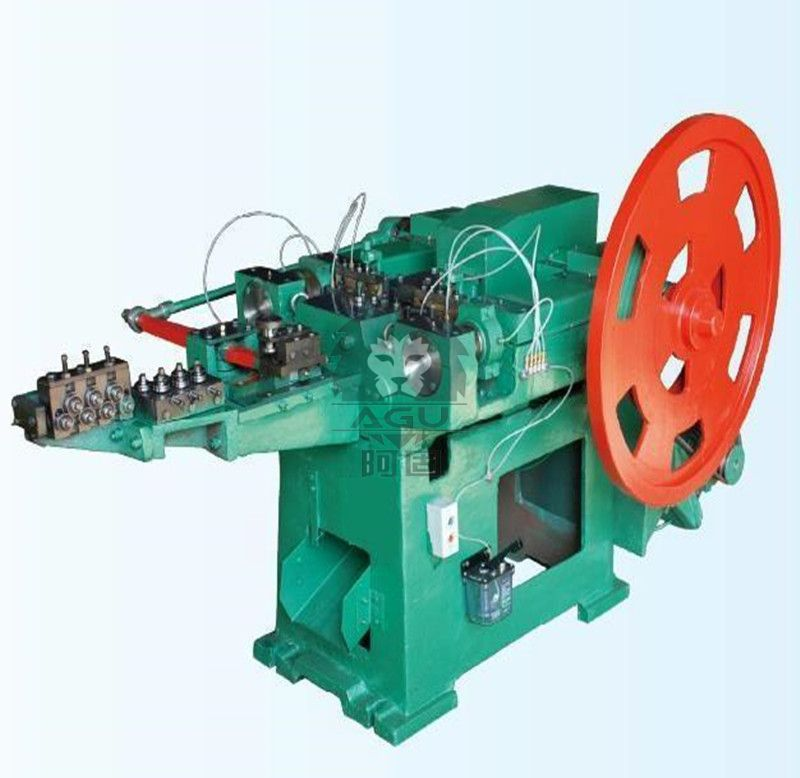 Automatic High Efficiency Wire Nail Making Machine