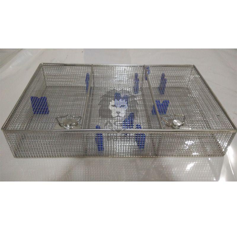 Instrument Sterilization Basket Trays