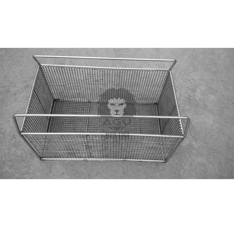 Bearings Cleaning Basket with Hanging Handles