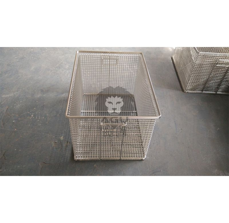 Part Cleaning Basket