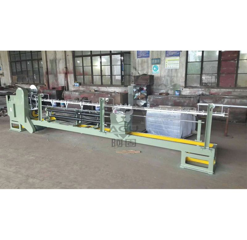 Quick Link Bale Ties Machine