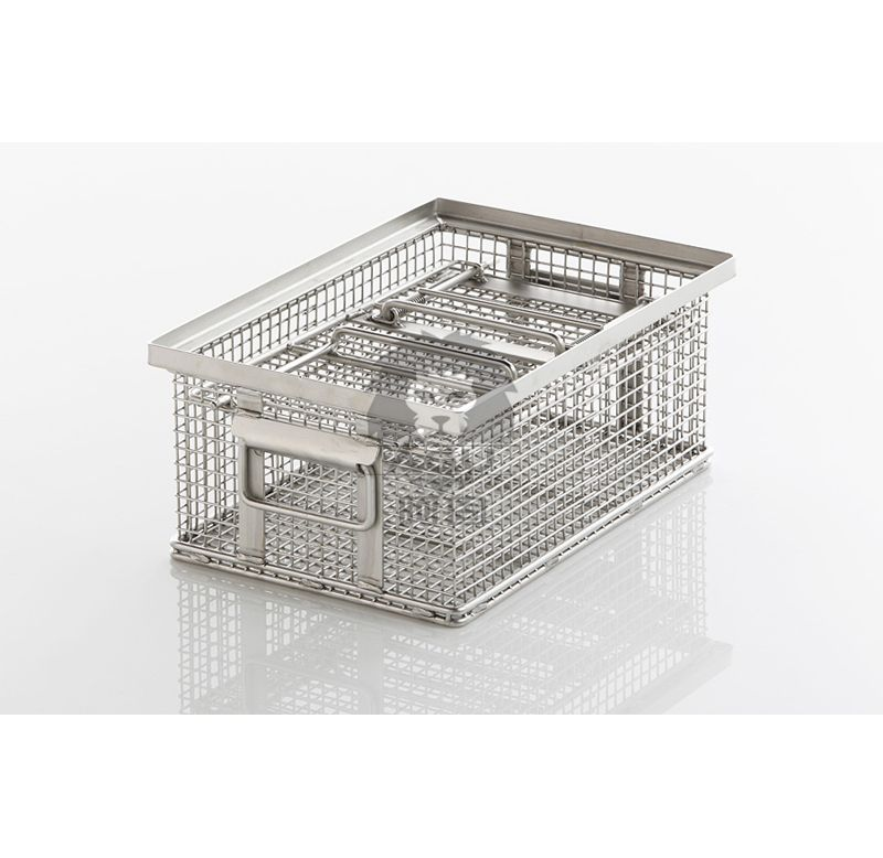Industrial Part Washing Basket