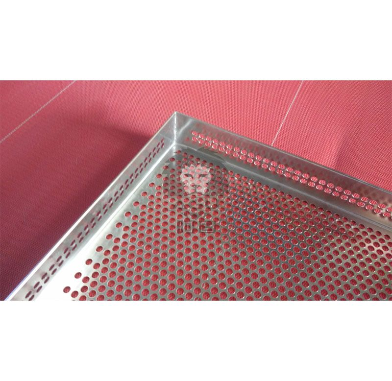 Perforated Basket Tray